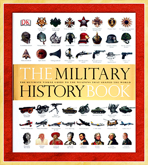 The Military History Book Cover